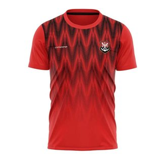 Camisa Flamengo Infantil Pherusa Braziline 4 Anos