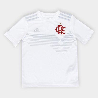Camisa Flamengo Infantil Treino 70 Anos Adidas