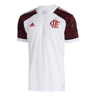 Camisa Flamengo Jogo 2 Adidas 2021 2G