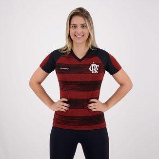 Camisa Flamengo Motion   Feminina