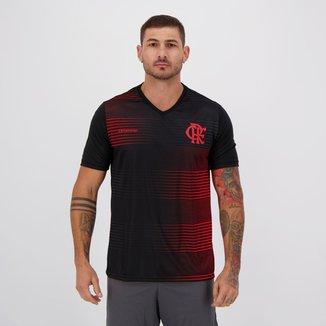 Camisa Flamengo Parrot Preta