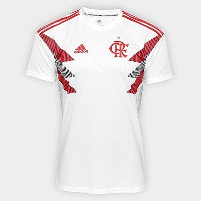 Oferta Camisa Flamengo Pré Jogo Adidas Masculina por R$ 199.99