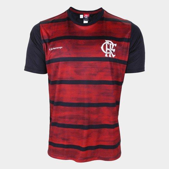 Camisa Flamengo Proud Masculina - Preto