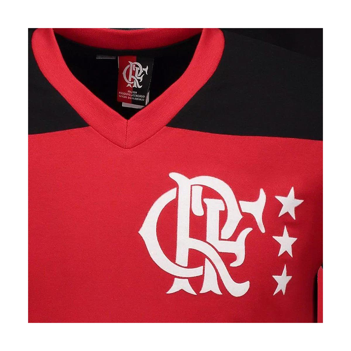 8bb8e8caea Camisa Flamengo Retrô Libertadores Masculina  Camisa Flamengo Retrô  Libertadores Masculina ...