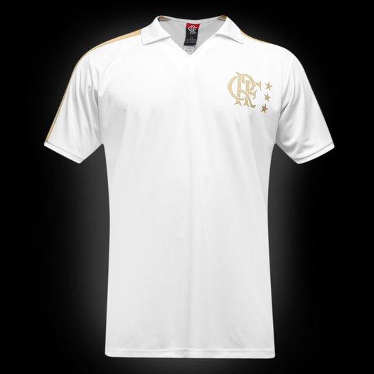 Camisa Flamengo Scyra Edicão Especial Masculina - Branco