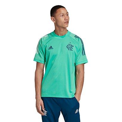 Oferta Camisa Flamengo Treino 20/21 Adidas Masculina por R$ 189.99