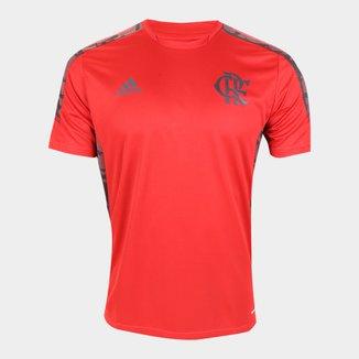 Camisa Flamengo Treino 21/22 Adidas Masculina