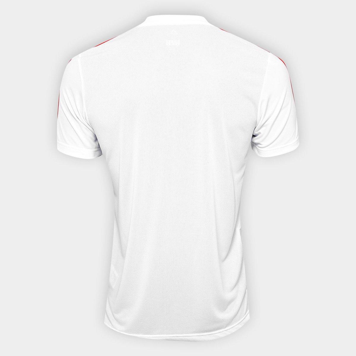 4e25472141 Camisa Flamengo Treino Adidas Masculina  Camisa Flamengo Treino Adidas  Masculina ...