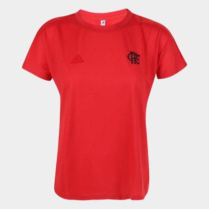 Camisa Flamengo Viagem 21/22 Adidas Feminina