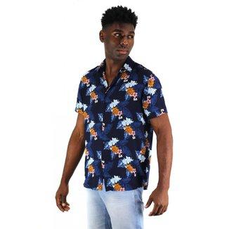 Camisa Floral Broken Rules