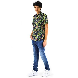 Camisa Floral Masculina By For Men