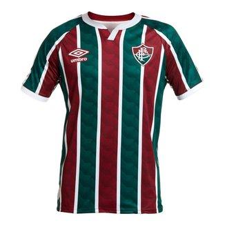 Camisa Fluminense 2020/2021 Home Oficial Torcedor S/N