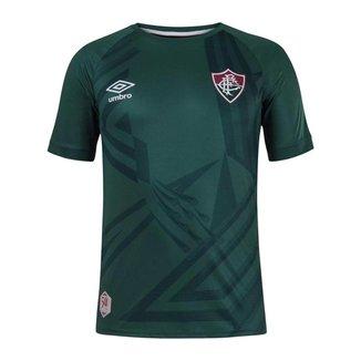 Camisa Fluminense 2020/2021 Oficial Goleiro Nº 1 Verde