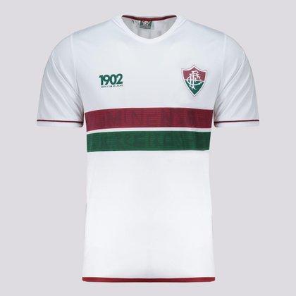 Camisa Fluminense Approval Infantil Branca