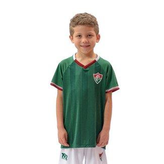 Camisa Fluminense Care Infantil