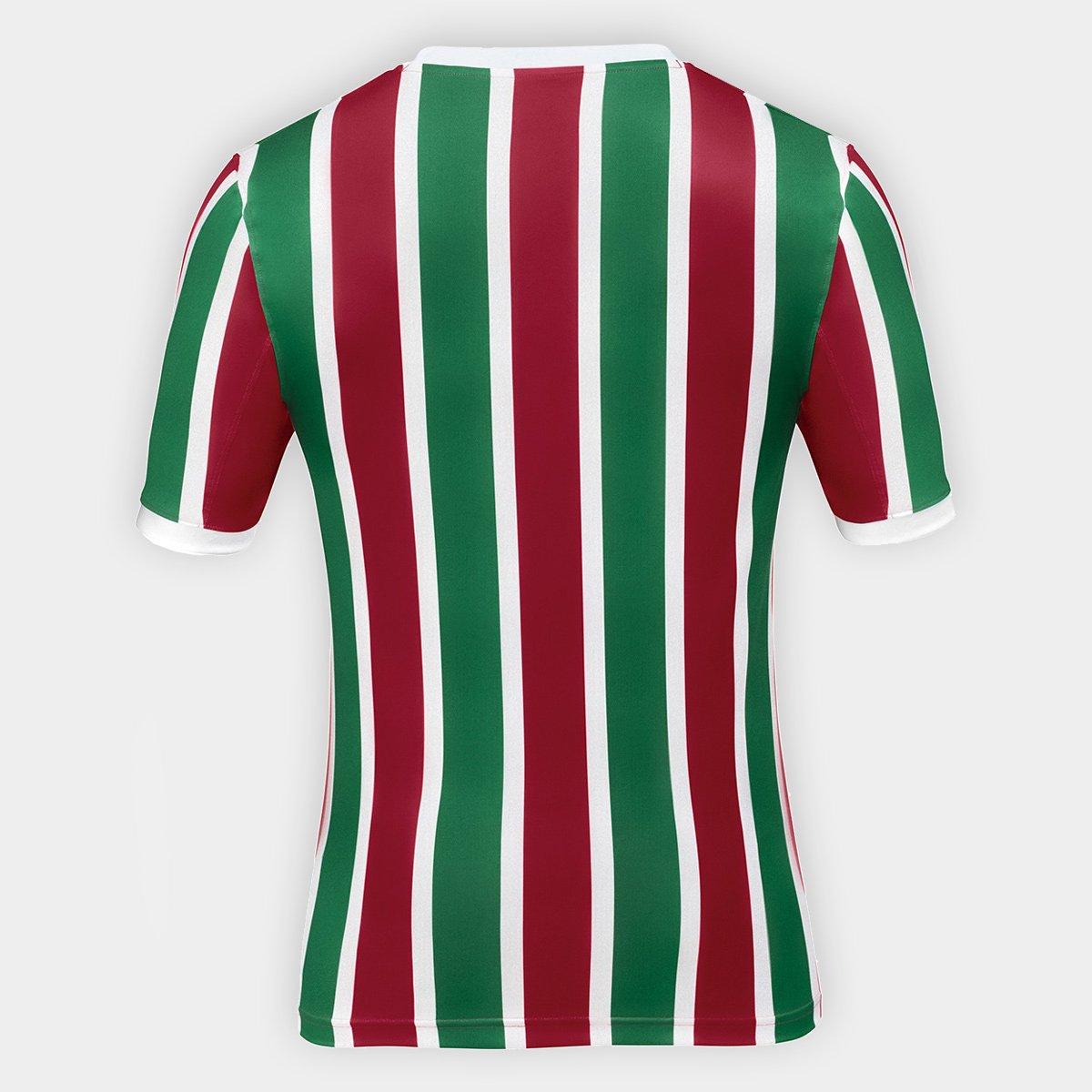 5ee08f87cc Camisa Fluminense I 17 18 s nº Torcedor Under Armour Masculina ...