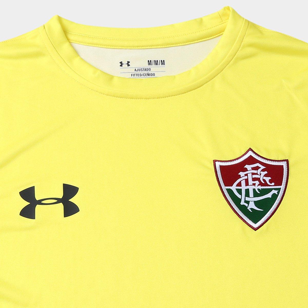 Camisa Fluminense I 17 18 s nº Torcedor Under Armour Masculina ... 27ffa6d243336