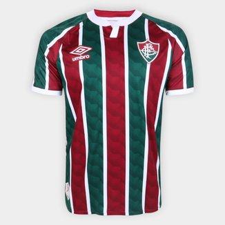 Camisa Fluminense I 20/21 n° 10 Torcedor Umbro Masculina