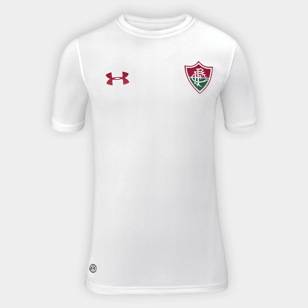2fc272495e ... Camisa Fluminense II 17 18 P.H. Ganso nº 10 Torcedor Under Armour  Masculina