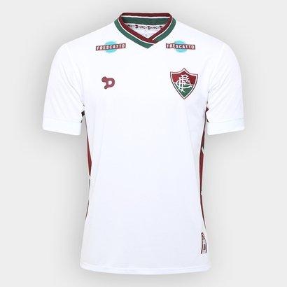 6d587b2675 Camisa Fluminense II 2016 s nº Torcedor Dryworld Masculina - Compre Agora