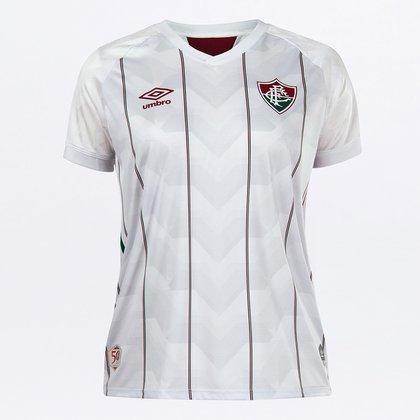 Camisa Fluminense II 20/21 s/n° Estádio Umbro Feminina