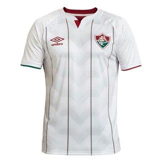 Camisa Fluminense II 20/21 s/n° Torcedor Umbro Masculina