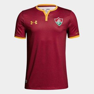 Camisa Fluminense III 17/18 s/nº - Torcedor Under Armour Masculina