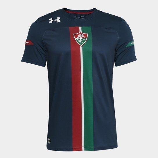 Camisa Fluminense III 19/20 s/n° Torcedor Under Armour Masculina - Marinho
