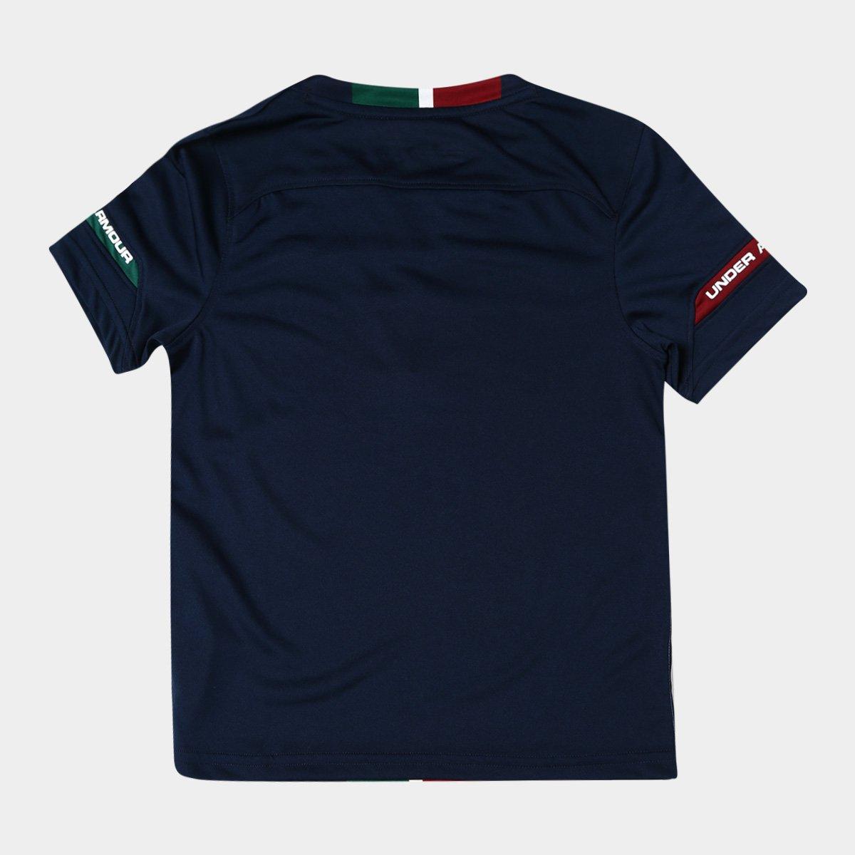 Camisa Fluminense Infantil III 19 20 s n° - Torcedor Under Armour ... 136a520e477ae