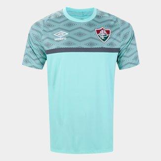 Camisa Fluminense Treino 21/22 Umbro Masculina