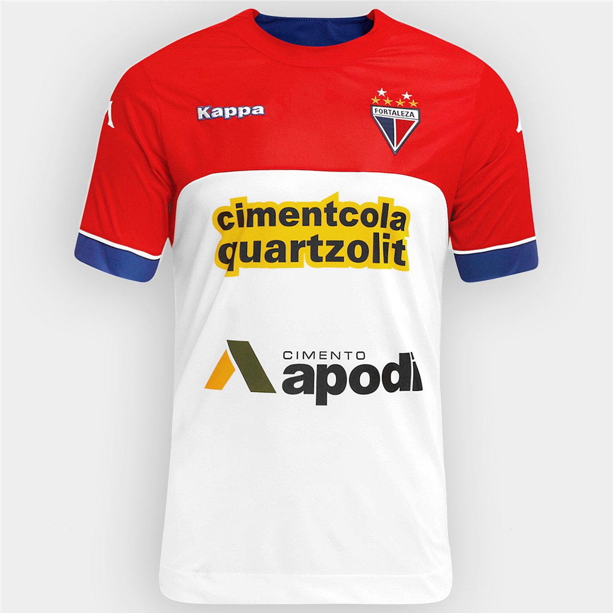 819e34632b Camisa Fortaleza II 2015 s nº Torcedor Kappa Masculina - Compre Agora