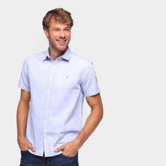 Camisa Foxton Oxford Masculina