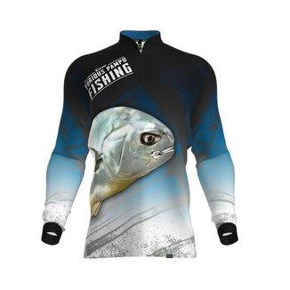 Camisa Furious Pampo Azul - G