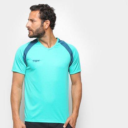 Camisa Futebol Topper Soccer Recorte Masculina