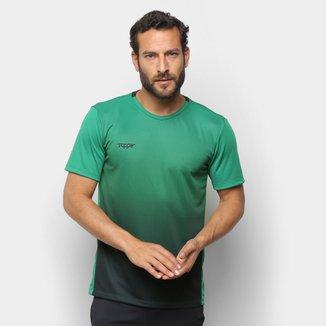Camisa Futebol Topper Training Velocity Masculina