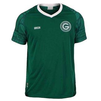 Camisa Goiás 2021/2022 Gr33n Concentração Atleta Oficial