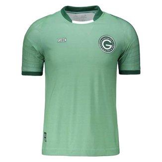 Camisa Goiás 2021/2022 Gr33n Concentração Comissão Oficial