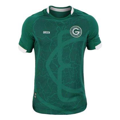 Camisa Goiás 2021/2022 Home Gr33n Oficial