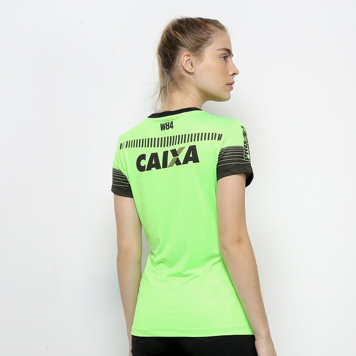 deabe2e319 ... Camisa Goleiro Coritiba 2018 s n° C Patrocínio - Jogador 1909 Feminina  -. GANHE MAIS