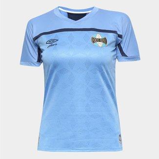 Camisa Grêmio 2021 Feminina III Third Oficial Umbro
