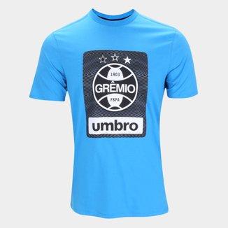 Camisa Grêmio Concentração II 21/22 Umbro Masculina
