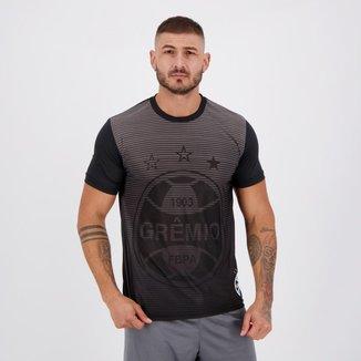 Camisa Grêmio Dry Immortal Preta