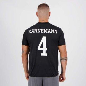 Camisa Grêmio Dry World 4 Kannemann Masculina