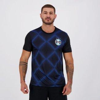 Camisa Grêmio Dry World Preta