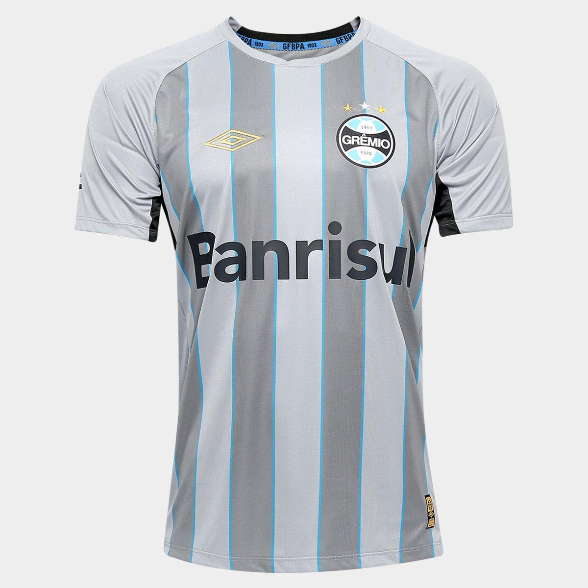f43f6dcb3e Camisa Grêmio Goleiro 2015 nº 1 Torcedor Umbro Masculina - Compre Agora