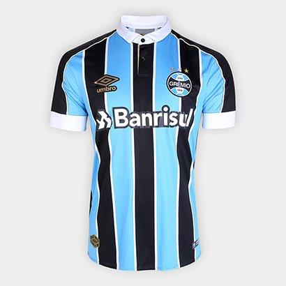 Camisa Grêmio I 19/20 n° 11 Torcedor Umbro Masculina