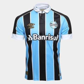 Camisa Grêmio I 19/20 s/nº Jogador Umbro Masculina