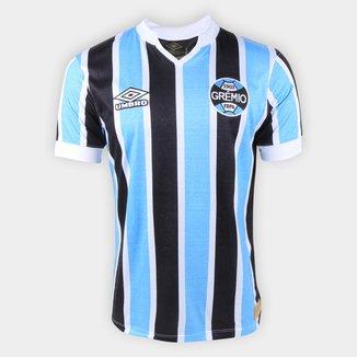 Camisa Grêmio I 1981 s/n° Torcedor Edição Especial Umbro Masculina