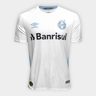 Camisa Grêmio II 19/20 s/nº Jogador Umbro Masculina