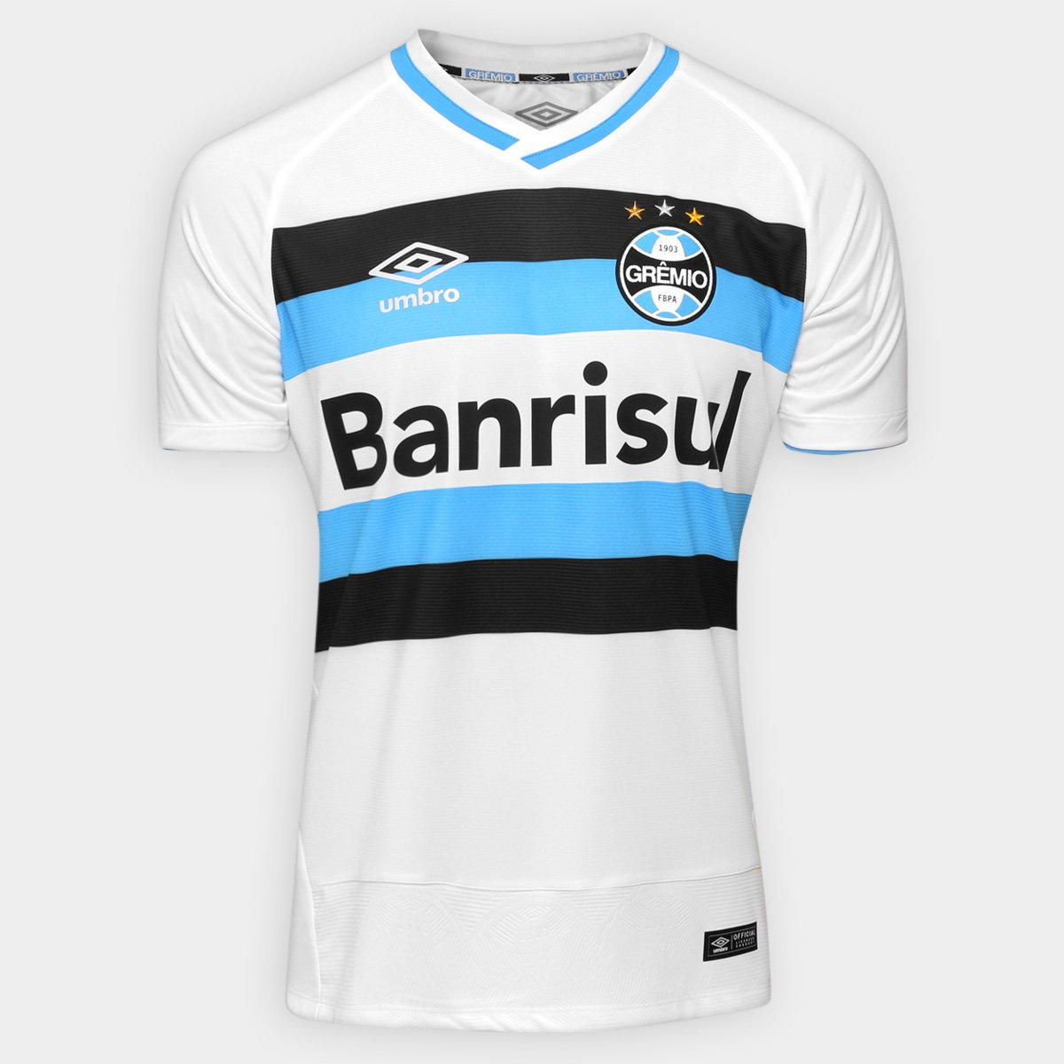 Camisa Grêmio II 2016 s nº - Torcedor Umbro Masculina - Compre Agora ... f61d1a80b82b7
